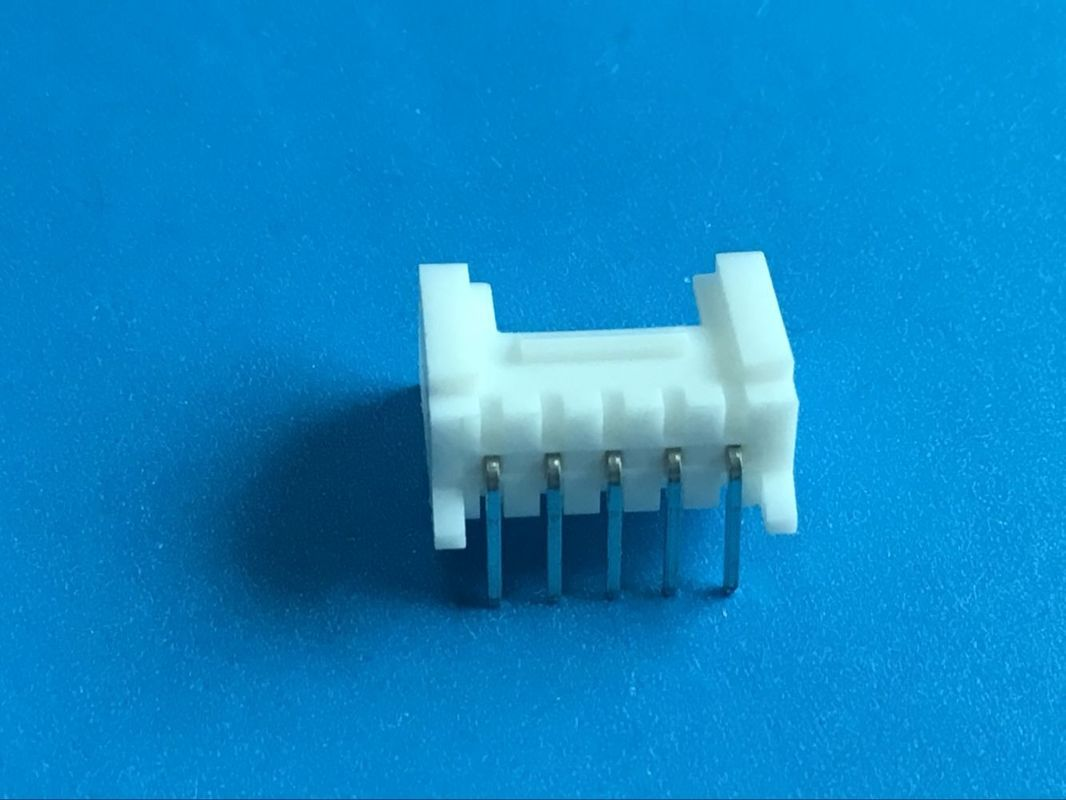 Female Shrouded Header Automotive Electrical Connectors 100MΩ Insulation Resistance