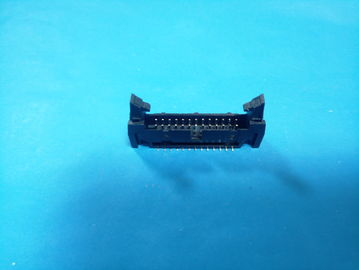 China 2.54mm Pin Header Connector Doble fila Faller, H: 2.5mm L: 36.5mm, SMT 2 - 50 Polos fábrica